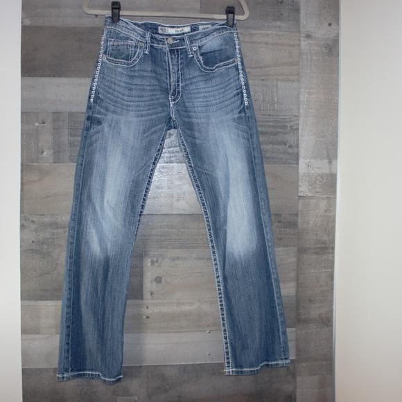 BKE Denim - BKE  Denim Jake 30S Women's Jeans Straight Leg